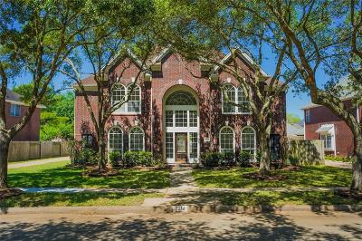 Sugar Land Single Family Home For Sale: 2714 Gray Moss Court