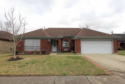 Friendswood Single Family Home For Sale: 4610 Stonemede Drive