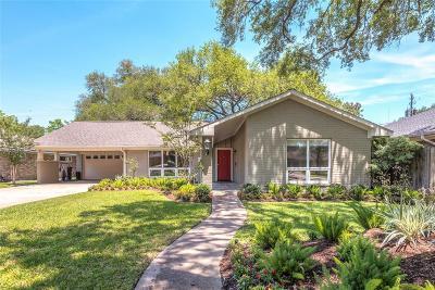 Houston Single Family Home For Sale: 4834 McDermed Drive