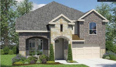 Katy Single Family Home For Sale: 3811 Palmer Meadow