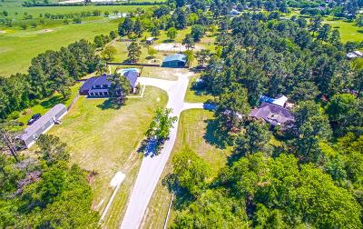 Cypress Farm & Ranch For Sale: 17001 Kitzman Road