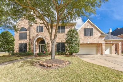 Katy Single Family Home For Sale: 6910 Spring Run