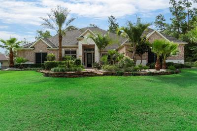 Spring Single Family Home Pending: 27518 Wishing Oak Landing