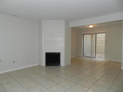 Houston TX Condo/Townhouse For Sale: $75,000