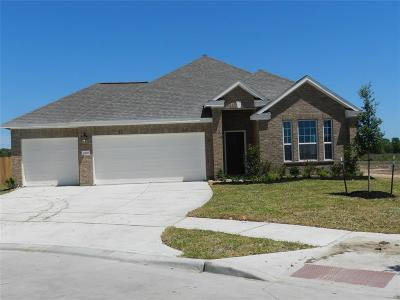 Alvin Single Family Home For Sale: 23101 Zinfandel Drive