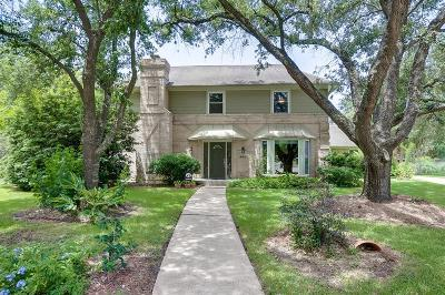 Houston Single Family Home For Sale: 1403 Lakecliff Drive