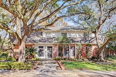Houston Single Family Home For Sale: 5202 Loch Lomond Drive