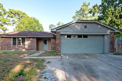 Spring Single Family Home For Sale: 23410 Good Dale Lane