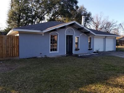 La Porte Single Family Home For Sale: 3914 Bonita Lane