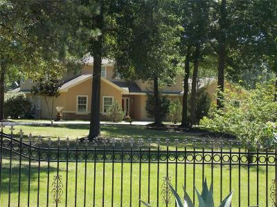 Willis Single Family Home For Sale: 15524 China Grove Lane