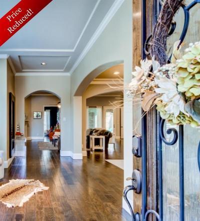 Spring Single Family Home For Sale: 2814 Randal Lake Lane