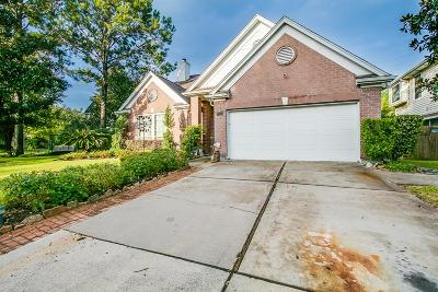 Cypress Single Family Home For Sale: 14515 Palos Park