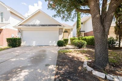 Katy Single Family Home For Sale: 19346 Strathmore Place Lane
