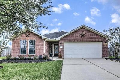 Pearland Single Family Home For Sale: 3902 Majestic Oak Court