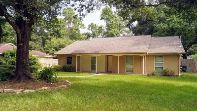 Spring Single Family Home For Sale: 3230 Rustling Pines Street
