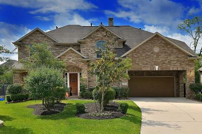 The Woodlands Single Family Home For Sale: 6 Sego Lily Court