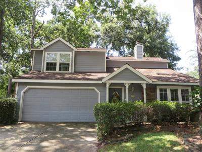 Kingwood Single Family Home For Sale: 2919 Bassingham Drive