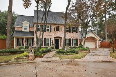 Houston Single Family Home For Sale: 6807 Champion Village Court