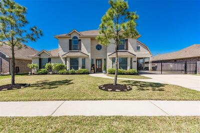 League City Single Family Home For Sale: 2420 Florence Drive