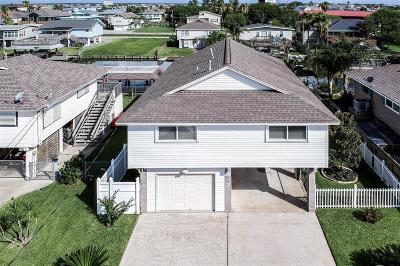 Bayou Vista Single Family Home For Sale: 164 Barracuda Street