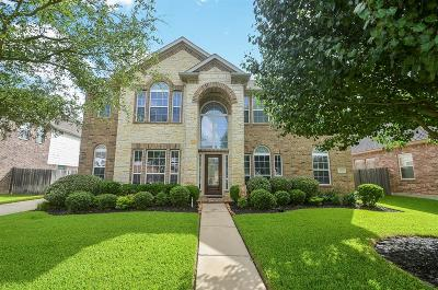 Katy Single Family Home For Sale: 3519 Cottage Manor Lane