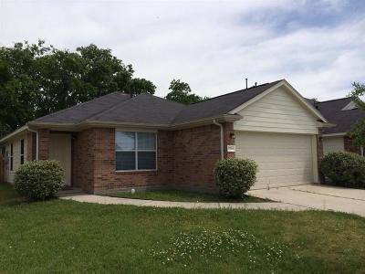 Harris County Rental For Rent: 17214 Atascocita Bend Drive