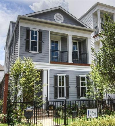 Houston Single Family Home For Sale: 410 W 18th