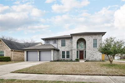 Pearland Single Family Home For Sale: 2939 Norwich Street