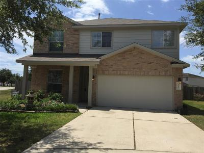 Tomball Single Family Home For Sale: 11603 Ivy Wick Court