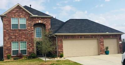 Hitchcock Single Family Home For Sale: 802 Brushfield Court