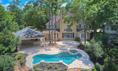 The Woodlands Single Family Home For Sale: 56 W Misty Morning Trace