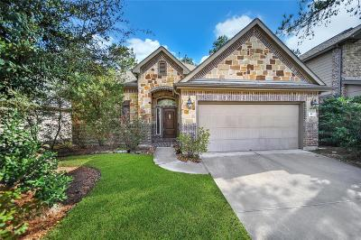Single Family Home For Sale: 50 N Whistling Swan Place