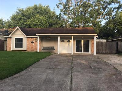 Houston Single Family Home For Sale: 627 Bright Penny Lane
