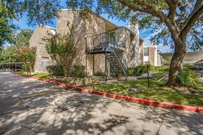 Houston Condo/Townhouse For Sale: 8100 Cambridge Street #86