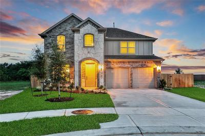 Katy TX Single Family Home For Sale: $309,990