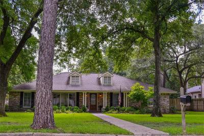 Houston Single Family Home For Sale: 310 Rainier Drive