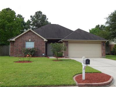 Porter Single Family Home For Sale: 3314 Rockdale Drive