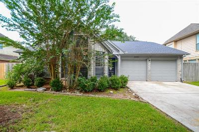 Sugar Land Single Family Home For Sale: 2430 Lakefield Way