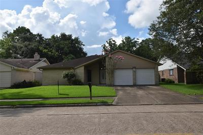 Single Family Home For Sale: 16462 Hickory Knoll Drive
