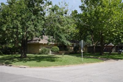 Houston Single Family Home For Sale: 2926 Attridge Road