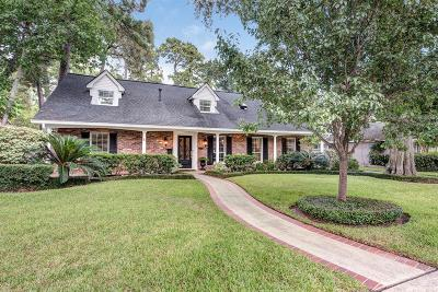 Houston Single Family Home For Sale: 12206 Beauregard Drive