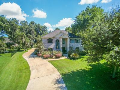 Fulshear Single Family Home For Sale: 32427 Oxbow Court