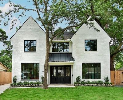 Garden Oaks Single Family Home For Sale: 846 W 42nd Street