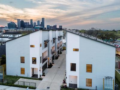 Houston Single Family Home For Sale: 123 N Ennis Street