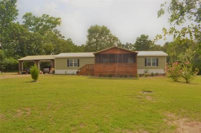Willis Single Family Home For Sale: 14383 Jack Gibbs Road