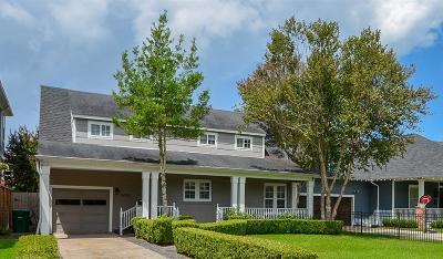 Houston Single Family Home For Sale: 2019 Cortlandt Street