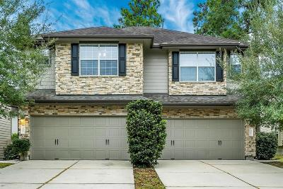 The Woodlands Condo/Townhouse Pending Continue to Show: 27 Wickerdale Place
