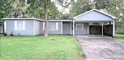 Pasadena Single Family Home For Sale: 3714 Washington Street