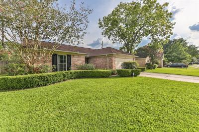 Sugar Land Single Family Home For Sale: 3407 E Heatherock Circle