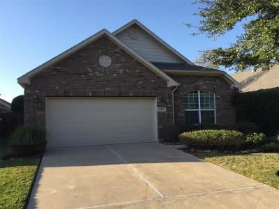 Pearland Single Family Home For Sale: 1203 N Riviera Circle